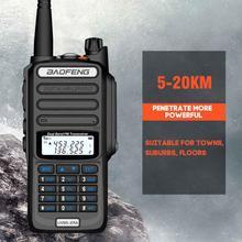 Baofeng UV9R ERA Walkie Talkie Walkie Talkie VHF UHF 18W Transceiver Two Way Radio With Antenna Channel Handheld IP68 Waterproof
