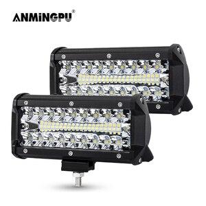 ANMINGPU Off Road LED Bar