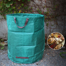 Leaf-Bags Garden-Waste-Bag Lawn with Handles Yard for 67--76cm Durable