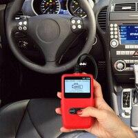 범용 자동차 스캐너 코드 리더 엔진 진단 재설정 도구 OBD 2 EOBD 스캐너 Elm327 자동차 진단 악기