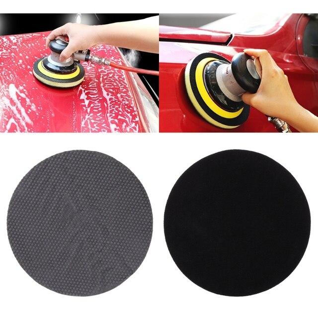 وسادات تلميع السيارة ، كتلة الطين السحرية ، إسفنجة التنظيف التلقائي ، وسادات الشمع ، ممحاة الأدوات