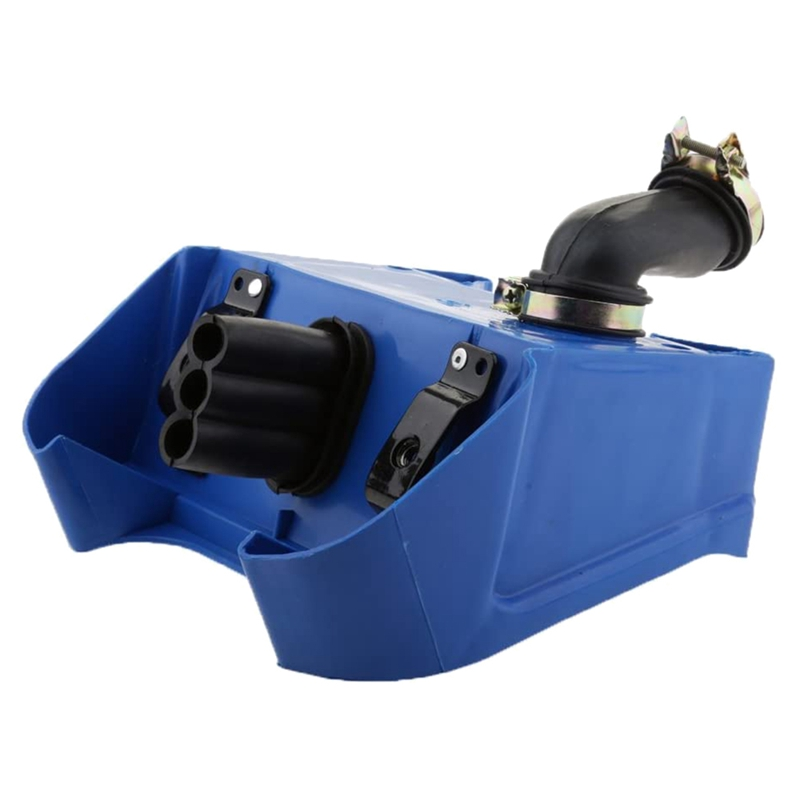 Motorcycle Air Filter Box Assembly for Yamaha Peewee PW80 PY80