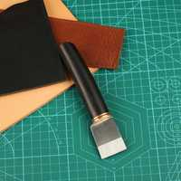 Handmade leather cutting tool 14C28N knives leathercraft handwork DIY tool skinner
