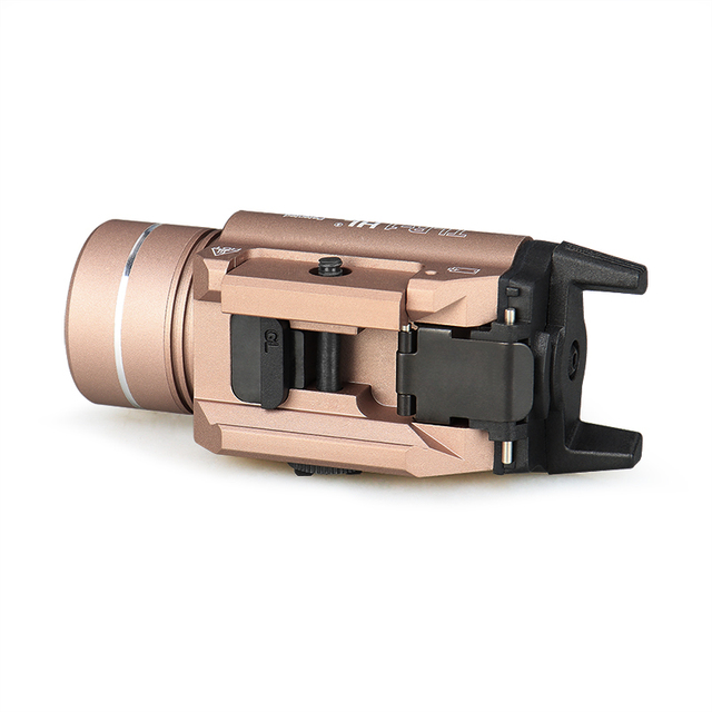 TLR-1 Tactical Flashlight with Strobe Light LED HS15-0132 2