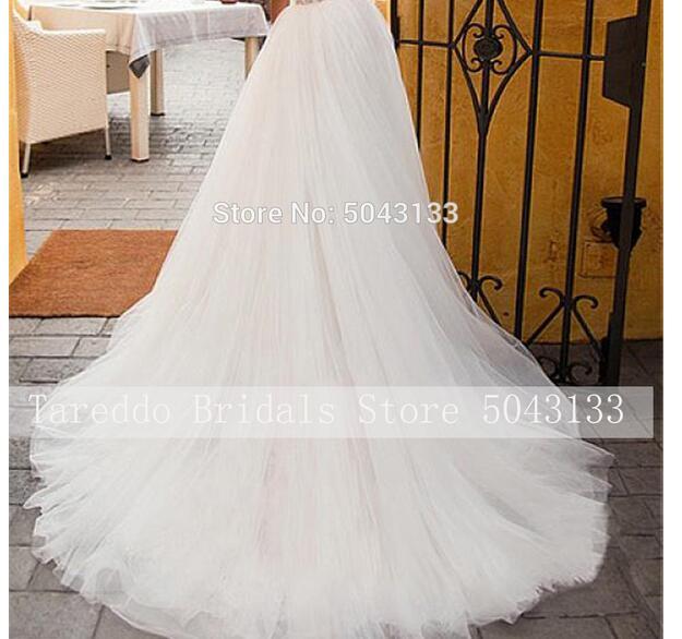 Custom Made Detachable Skirt