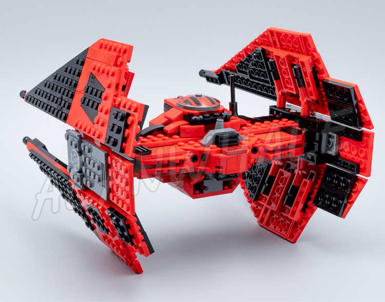 320pcs חלל יקום מלחמת 05025 ביות העכביש דרואיד DIY דגם אבני בניין ילדי צעצועי מתנות סטי תואם עם לגו