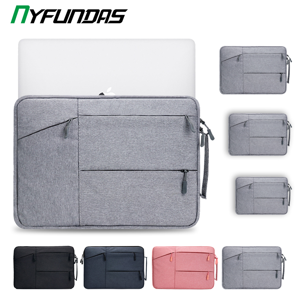 Laptop Sleeve Bag 15.6 Inch For Macbook Air Pro Retina 13 16 15 13.3 15.4 Inch Laptop title=