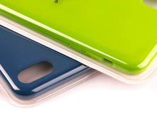 Official Logo Phone Case For iPhone 11 Pro For iphone 7 8 Plus 6 6S Silicone Liquid Original Cover For iPhone XS Max XR X Cases