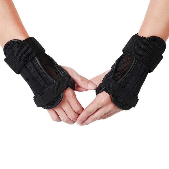 Proteção anti-queda palma pulseira patinação proteção palma