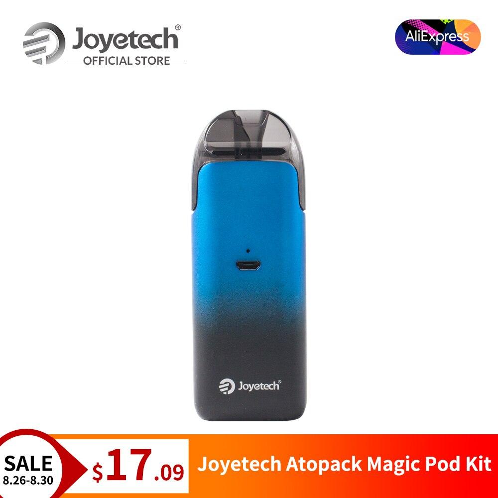 Kit de système de dosette magique Original Joyetech Atopack 7 ml sans bobine 0.6ohm NCFilm chauffage intégré 1300 mAh VS minifit/e-cig