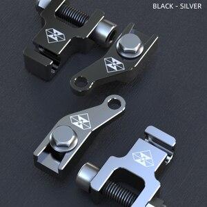 Image 3 - Geist Beast Motorrad Kupplung extender geändert teile Für Suzuki GSX 250R DL250 GW250 Haojue DR300 montieren kupplung hilfs teile