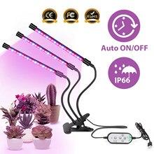 Goodland oświetlenie LED do uprawy Full Spectrum Fitolampy USB lampa fito Phytolamp dla roślin sadzonki Fitolamp kwiat pudełko w kształcie namiotu kryty