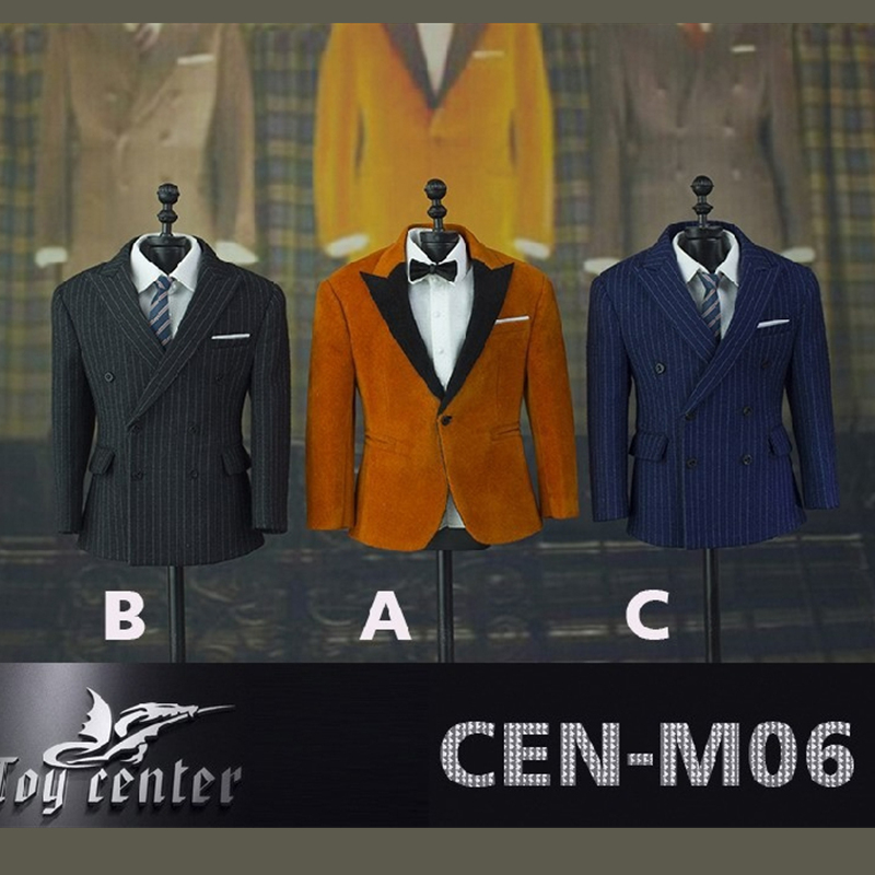 "1:6 Toy center CEN-M05A Gentleman Suit Clothes F 12/"" TBL M34 Strong Doll"