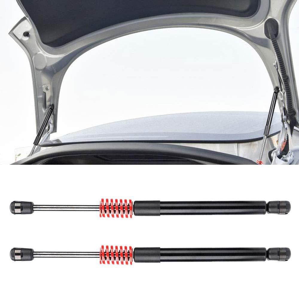 1 쌍 자동차 자동 트렁크 오프닝 리프트는 공압 리어 트렁크 스프링 스테인레스 스틸 와셔 테슬라 모델 3