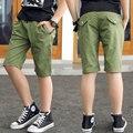 Джинсовые брюки для мальчиков, с эластичным поясом