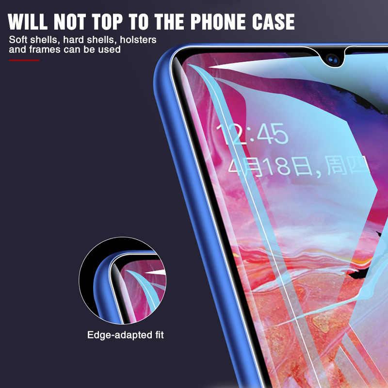 6D de vidrio templado para Samsung Galaxy A50 A70 A40 A10 Protector de pantalla protección protectora de cristal para Samsung A50 A10 A70 A40S M20 M30 M40 A40S A60 A90 A20 A80 A40 vidrio de seguridad para Samsung A50 A10 A70 A30 A40