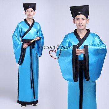 Ancient Costume Adult Song Dynasty Scholar Childe Costume Male TRiES Hanfu Film Television Drama Performance Costume norman f gorny northern song dynasty cash variety guide 2016