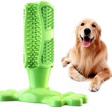 Игрушка для собак, жевательные игрушки для собак, зубная щетка для домашних животных, молярная зубная Чистящая палочка для собак, щенков, стоматологический уход, товары для домашних собак