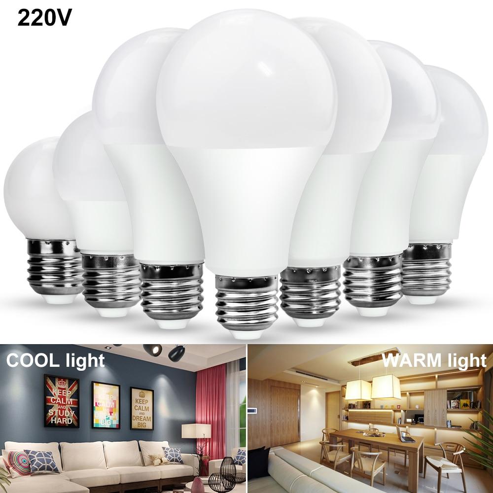 E27 LED Bulb 3W 6W 9W 12W 15W 18W 20W LED Lamp 220V Bombilla E14 Corn Bulb LED Light SMD2835 Spotlight For Home Lighting Ampoule