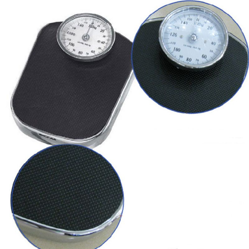 High Quality New 160KG Mechanical Body Weight Scale Doctor Style Home Use Health Care - 5
