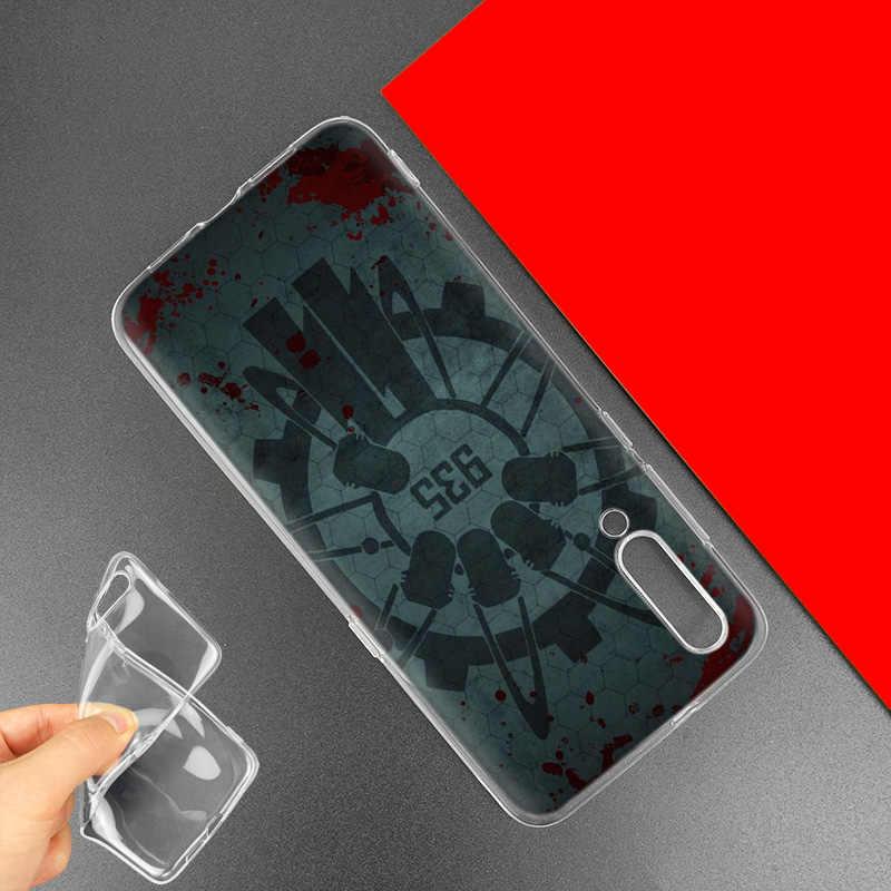 Otrzymać telefon zwrotny od z Dutys obudowa do Xiaomi czerwony mi uwaga 8 7 K20 CC9 7S S2 6 6A 7A Pro mi CC9 E 9T A3 A1 A2 Lite F1 pokrowiec na telefon TPU pokrowiec
