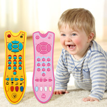 Baby Toys Remote-Control Early-Educational-Toys Mobile-Phone Remote-Learning-Machine