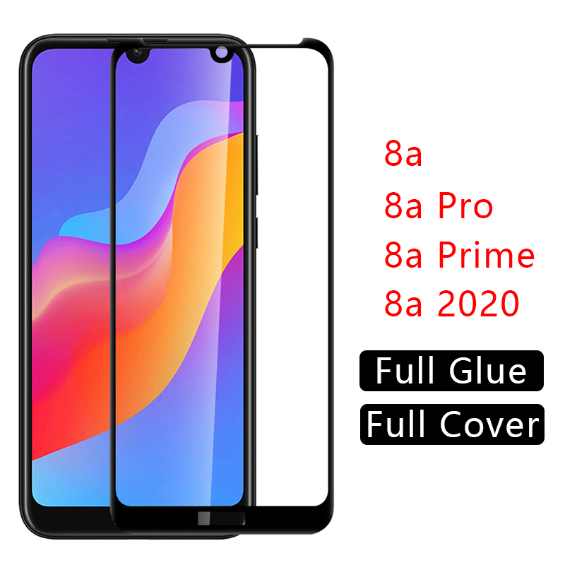 Protective Glass Honor 8a Prime 2020 Pro Tempered Glas Screen Protector For Huawei Honor8a Play 8 A A8 8aprime 8a2020 8apro Film