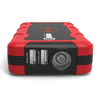 10000mAh Portable Mini Multi-Function Car Jump Starter , Battery Starter Mini Jump Starter 12V Start Car Battery Charger emergency 12v car lithium battery jump starter with anti over charge clamps dual usb output
