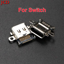 Jcd 10 шт Новый usb type c фоторазъем питания для консоли nintendo
