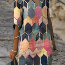 Half-Sleeve Dress