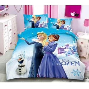 Image 5 - ディズニー冷凍王女練習女の子マックイーン車 moana 寝具セット子供の少年のガールズ布団カバーセット寝室デコレーションツイン
