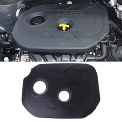 Car-styling Plastic Car Engine Protect Cover Hood For Hyundai Creta ix25 2.0L dropshipping for car accessories