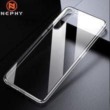 Capa de celular de silicone transparente, capa para xiaomi redmi 5 plus 5a 6 pro 6a 7 7a 8 8a note 4 8 capa para celular xiaomi 5 5a 6 7 8t, 8 lite 6 8se 9 pro 9se