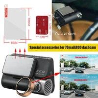 Für 70mai A800 A800S 4K Dash Cam Spezielle CPL filter, Elektro film,3M klebstoff, zubehör