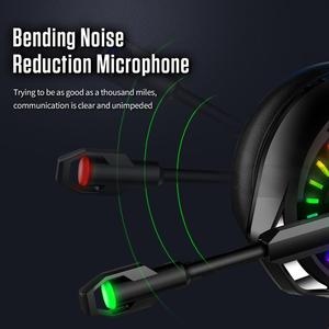 Image 4 - A20 PS4 Gaming Headphones 4D Stereo RGB Marquee Earphones Headset with Microphone for New Xbox One/Laptop/Computer Tablet Gamer