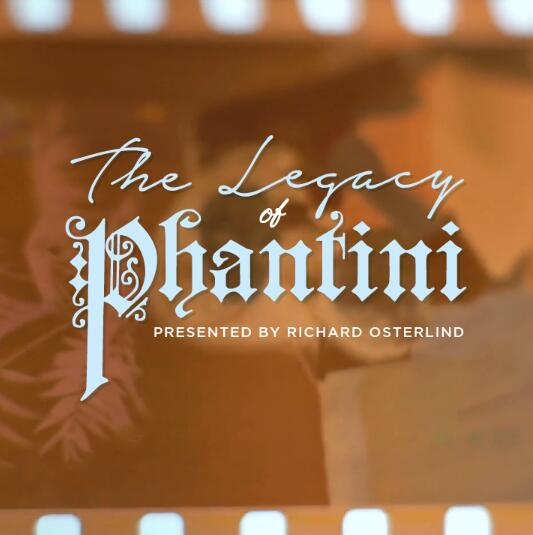 The Legacy Of Phantini With Richard Osterlind Magic Tricks
