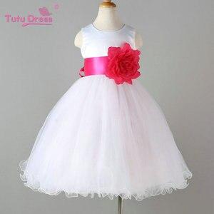 От 2 до 12 лет, детское платье для девочек с бабочками, свадебное платье для маленьких девочек на день рождения, элегантное праздничное платье...