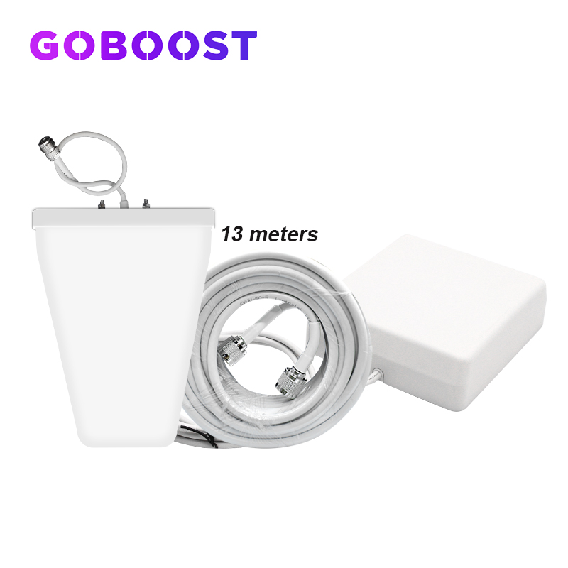 Antenna Full Set Accessories For Cellular Mobile Phone Signal Booster 2G GSM 900 LTE 1800 3G 4G LDPA Antenna Penal Antenna Kit *
