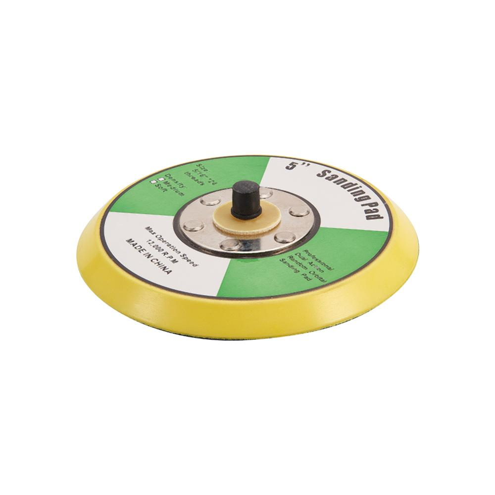 Utoolmart OD 75/125mm ID M6 M8 Rubber Grinder Sanding Polishing Sticky Disc Backing Backer Pad Abrasive Tools