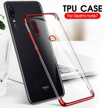 Anti-drop Case For Xiaomi Redmi Note 7 6 K20 Pro 7A 6 6A Har