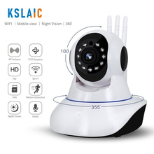 1080P Wireless IP Camera WIFI Baby Monitor Home Security Surveillance CCTV IR Night Vision Video Dog Camera espion Pet Kamera