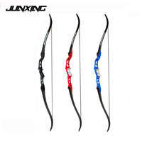 16-40 Lbs 66 Inches Recurve Bow with Sight Arrow Rest for Left and Right Hand User Archery Hunting Shooting