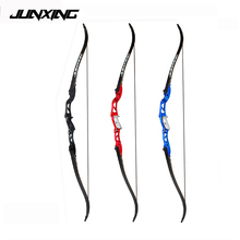 16-40 Lbs 66 Inches Recurve Bow with Sight Arrow Rest for Left and Right Hand User Archery Hunting Shooting 60 inches recurve bow hybrid bow 30 70 lbs in black camo for right hand user archery bow shooting hunting
