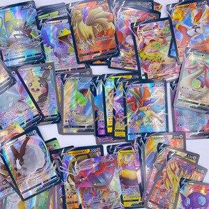 Image 3 - Geen Herhaling Pokemons Gx Kaart Shining Takara Tomy Kaarten Game Battle Carte Trading Kinderen Speelgoed