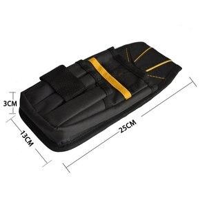 Image 5 - FOSHIO Vinyl Wrap Car Tools Bag Professional Window Tint Squeegee Knife Storage Utility Bag Oxford Pouch Waist Belt Organizer