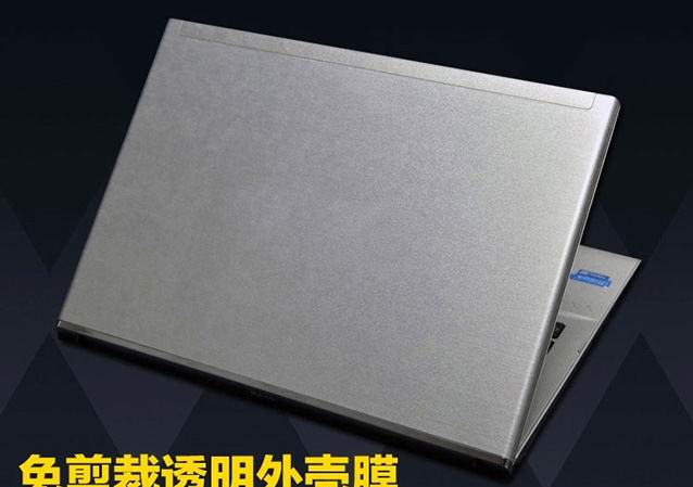 Transparent frosted Brown 1PCS Carbon fiber Laptop Sticker Decal Skin Cover Protector for Apple iPad Pro 12 9 A2229