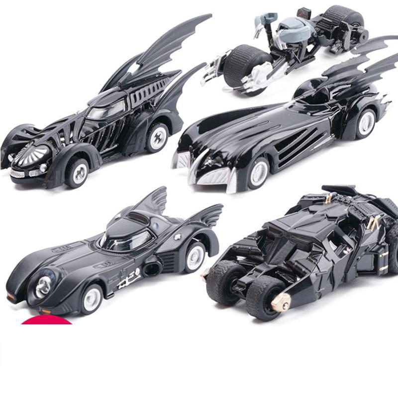 Ant 1:100 Car Toy Diecast fast and furious Dark Knight Batman Chariot Classic Collectors Edition Model Toys For Boy