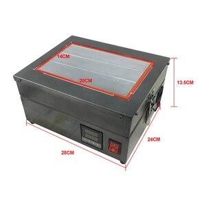 Image 5 - DHL Novecel FS06 F10 ekran LCD ciekły azot zamrażarka maszyna separująca z wbudowaną pompą telefon naprawa mobilna narzędzie
