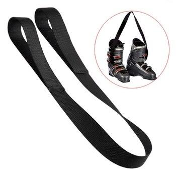 1 Uds. De botas de esquí con correa, cinturón de transporte multifuncional...