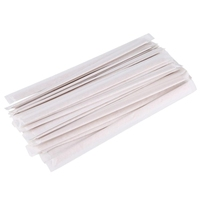 hot sale 500Pcs Disposable Natural Wooden Coffee Stir Sticks Tea Stirrers Corn Candy Stick Tea Pot Disposable Coffee Wooden Stir|  -